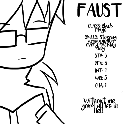 Faust stats